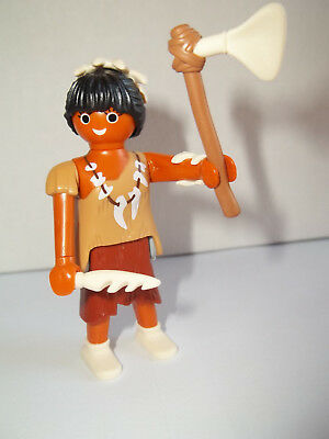 Playmobil,STONE AGE WOMAN,PREHISTORIC TIMES,Series #14 Figure