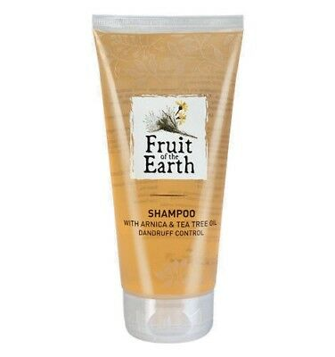 Fruit Of The Earth Shampoo With Arnica And Tea Tree Oil 200 (New)