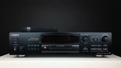 Sony MDS-JB920 QS MD Player Incl. Remote. Boxed. 99p NR