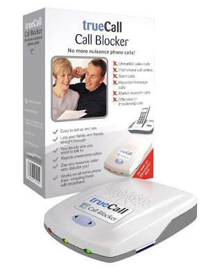 trueCall Call Blocker - Direct from the manufacturers, with warranty!