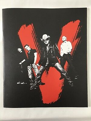 U2 Vertigo/Europe 2005 Official Tour Programme Rare Rock