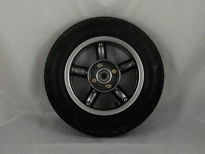 Sterling Diamond 8mph Mobility Scooter Front Wheel,Tyre (2.50-8) and Tube
