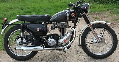 1958 Matchless G3 in CS / CSR trim, beautiful condition, V5C , NO RESERVE !