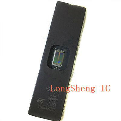 5pcs M27C800-100F1 27C800 ST IC EPROM UV 8MBIT 100NS 42CDIP NEW High Quality