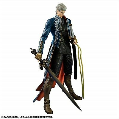 Devil May Cry 3 PLAY ARTS Kai Vergil (PVC painted action figure) NEW