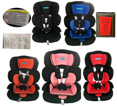 Top Quality Young Sport Child Baby Car Seat 9 M~12 Yrs Booster Group 1/2/3