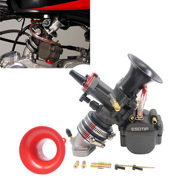 YD-MJN28 PWK Motorcycle Carburetor With Power Jet For HONDA MONKEY YOSHIMURA