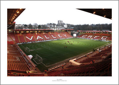 Charlton Athletic The Valley Stadium Photo Memorabilia (391)