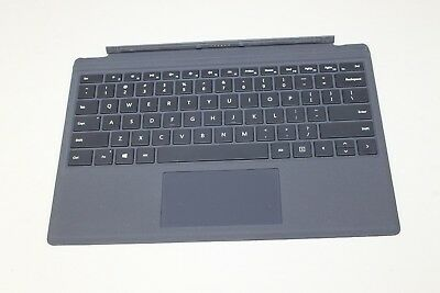 Genuine Microsoft Surface Pro 4 Ultra Thin Backlit Type Cover Keyboard (1725)