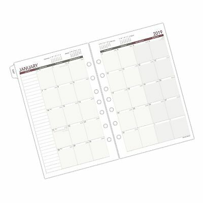 AT-A-GLANCE Day Runner Monthly Planner Refill, January 2019 - December 2019, ...