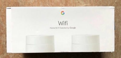 Google Whole Home Wifi Twin Pack UK
