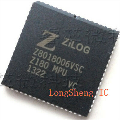 1pcs MT Z8018008VSC PLCC-68 ENHANCED Z180 MICROPROCESSOR new