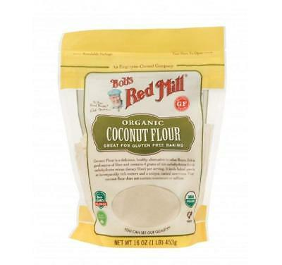 BOB'S RED MILL, Organic Coconut Flour, 16 OZ