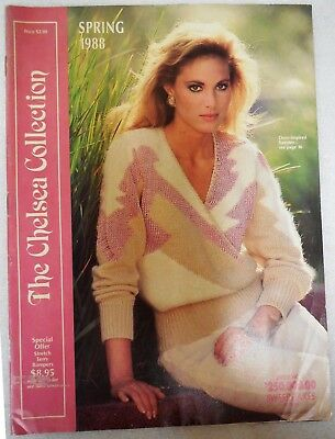 Chelsea Collection Vintage Fashion Catalog Spring 1988