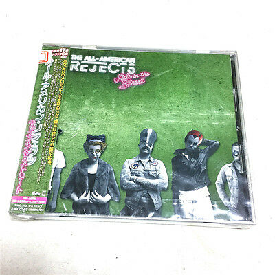 The All-American Rejects  Kids In The Street  JAPAN CD SEALED G-7393