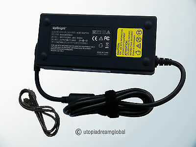 """19.5V AC/DC Adapter For MSI GS60 Ghost Pro 4K-053 15.6"""" Power Supply Charger"""