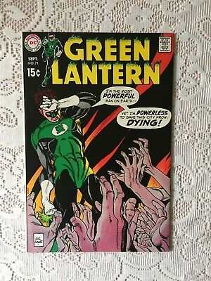 DC Comics Green Lantern # 71 1969 (VF)