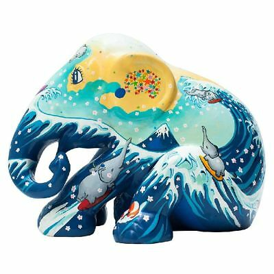 Elefant der ELEPHANT PARADE - Morning tide - 10cm - limitiert