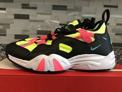 best cheap 79dee 38694 Mens Nike Air Scream LWP SZ 8 Training Shoes Black Racer Pink Volt AH8517  001