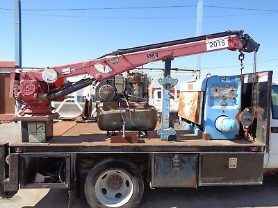 Imt Crane Co. Model: 2015 Max: 5,000Lbs #s2015J0794943 Used