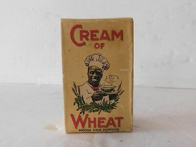 Cream of Wheat Sample Box 1925, German Writing, Full
