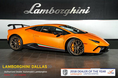Lamborghini Huracan Performante  PEARL COLOR+NARVI+NAV+TRAVEL+LIFT SYS+STYLE+TRANSPARENT ENGINE+BICOLOR SPORTIVO