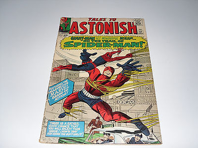 Tales To Astonish 57 : G/VG
