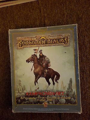 AD&D/D&D/Advanced Dungeons&Dragons - Forgotten Realms - Kapagnen Set - TSR Ed. 1