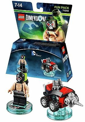LEGO Dimensions 71240 Fun Pack: DC Comics - Bane New