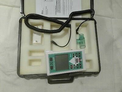 Ohio MINIOX 3000 Oxygen Monitor w/cable without sensor