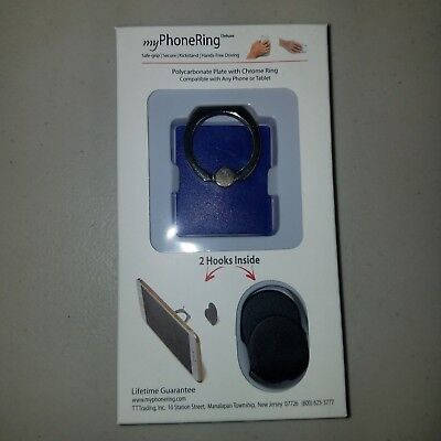 My Phone Ring Deluxe, Blue NIB