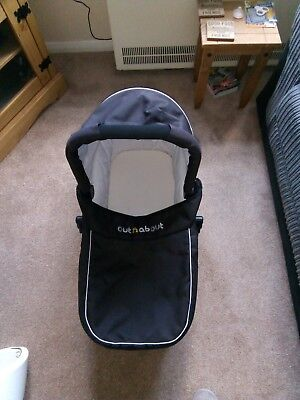 out and about nipper single carrycot