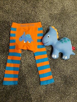 Blade And Rose Leggings set with dinosaur, 1-2 Years, washed but never worn