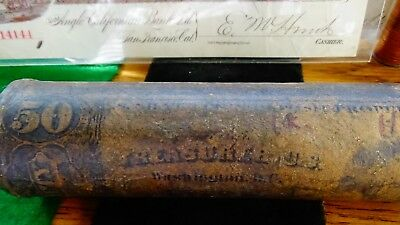 $50 Silver Dollar Monster Morgan Roll *Very Rare*-Natural Beauty Rainbow Ends*