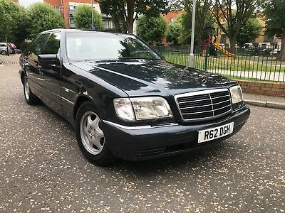Mercedes S420 v8 Long in exceptional condition classic W140 Limo Fully Loaded