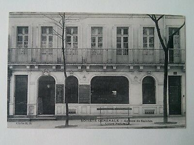 Carte Black Societe Generale.Cpa 17 Saintes Carte Postale Ancienne Societe Generale Eur 7 50