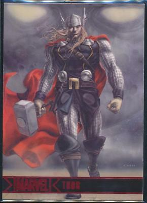 2012 Marvel Greatest Heroes Trading Card #74 Thor