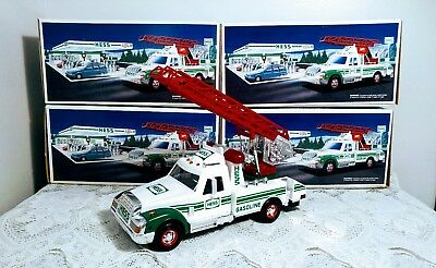 Hess Trucks 1994 ~ New In Original Boxes ~ Collectible Toys Vtg  *All Work Good*