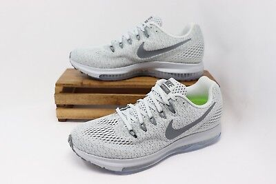 bfa3f71b833 Nike Women s Zoom All Out Low Running Shoes Pure Platinum 878671-010 NWOB