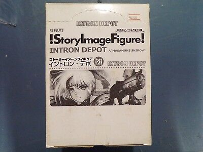INTRON DEPOT Series 2 SIF Trading Figure display box