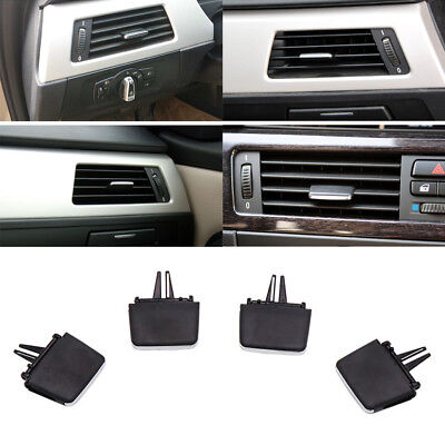 Convenient Vent Tab Vent Clip Plastic Useful For BMW E90/E91/E92/E93 2006-2013