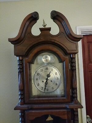 Ornamental Grandfather Clock