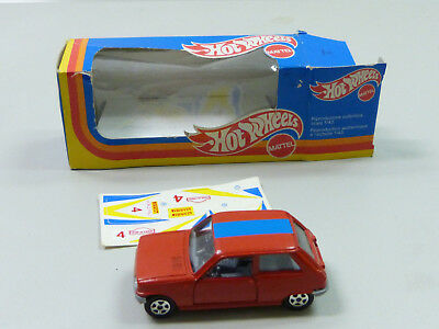 Hot Wheels A69 Renault R5 Model Modell 1/43 70er Jahre Modelcar Mebetoys in Box