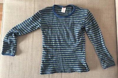 Engel Pullover Wolle 116 wie Disana, Cosilana