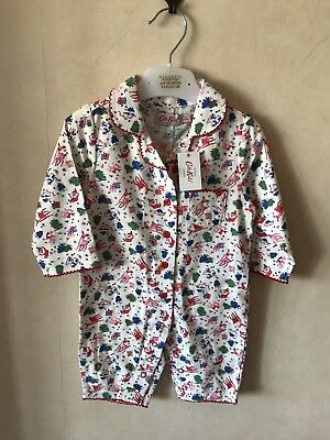 BNWT Cath Kidson Girls Pjamas/ All In One 3-6 Months