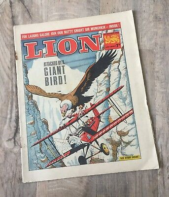 Lion - 9th October 1965 cover date