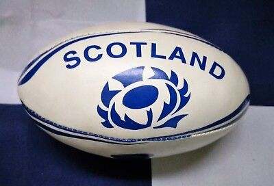 Scotland Rugby Official RugbyTech Rugby Union Mini Ball