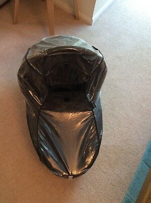 Quinny buzz dreami push chair carrycot - black - excellent condition