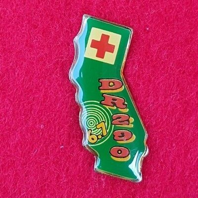 Disaster Services pins of the American Red Cross