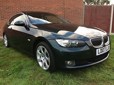 2007 BMW 325i SE Coupe *12M MOT *Full BMW History  *Immaculate Car *HPi Clr